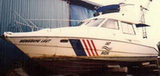 Patrol Boat (Memerang Laut) for Marine Department Malaysia