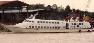 Long Passenger Express Ferry (1999)