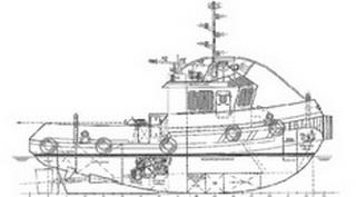 2 Units of 16 m 1000HP Tug Boat