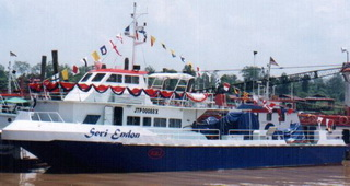 24 m Oil Spill Containment/Response Catamaran