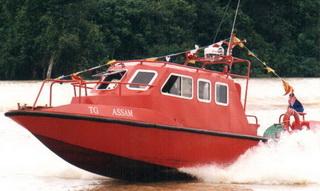 8 Units of 10 m High-Speed Aluminium Patrol Boat for Marine Department Malaysia