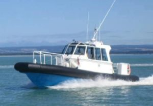 12 m 380HP Crew Boat