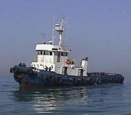 22 m 1134HP Work Crew Boat
