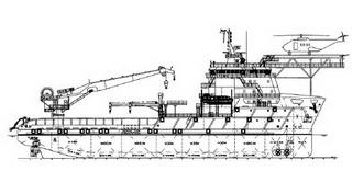 85.00 m DP2 Subsea Support / Maintenance Vessel