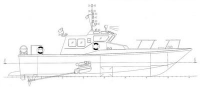 18 m 1972HP Pilot Boat
