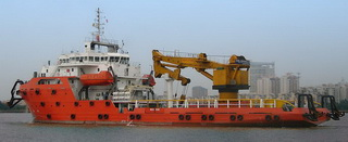 78 m 5000HP DP2 ROV Support Vessel