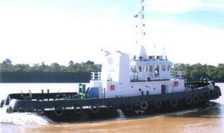 27 m 2060HP Tug Boat