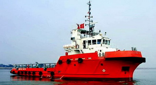 3 units of 40 m 2400HP Utility Support Vessel